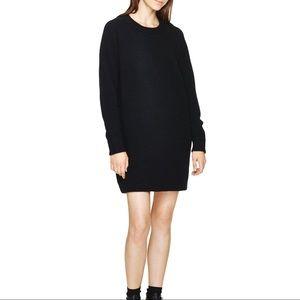 Aritzia Wilfred Free Carangi Alpaca Sweater Dress